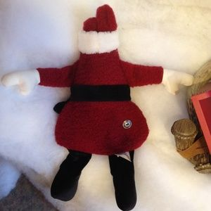 Woof & Poof Holiday - WOOF & POOF - 2002 Shelf Santa - Excellent Cond.